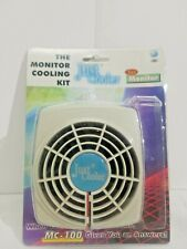 """""""JUST COOLER"""" THE MONITOR COOLING KIT MC-100"""