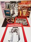 Jukebox Collector Magazines Lot Of 6 Jukebox Hobby Publications