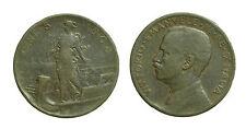 pcc1377_100) Vittorio Emanuele III  (1900-1943) 5 Centesimi  Prora 1908 Raro