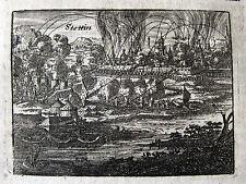 Szczecin Stettin: Belagerung 1713 Polen Polska Frieden von Stockholm