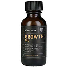 The Beard Club | Beard Growth Oil | Promote a Healthy, Full Beard 1 fl. oz.