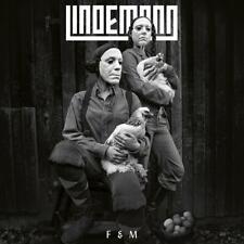 LINDEMANN - F & M [CD] Sent Sameday*