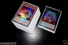 Yugioh Complete Fire King Deck + Ultra Pro Sleeves! Tournament Ready! Holos Rare