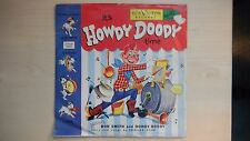 RCA Victor Records Little Nipper Junior Series IT'S HOWDY DOODY TIME 78 RPM 1952