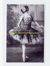 mm190 - Ballet Dancer - Anna Pavlova - photo 6x4