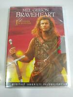 Braveheart Mel Gibson Edizione Norvegia - DVD + Extra Regione 2 Inglese Nuovo