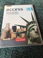 Access 4. Vorschläge zur Leistungsmessung. Lösungen