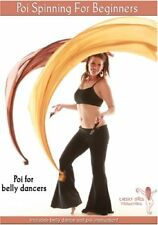 Poi Spinning For Beginners - Poi For Belly Dancers Includes Veil Poi Instruction