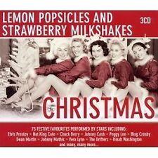 Lemon Popsicles and Strawberry Milkshake - Christmas, Various Artists CD | 50512