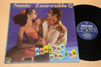 SANTA ESMERALDA LP 1°ST ORIG ITALY 1979 NM ! DISCO MUSIC AUDIOFILI NM !!!!!!!!!!