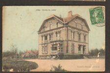 LES BORDS DU LOIRET (45) VILLA , en 1913