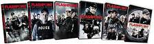 Flashpoint:The Complete Series Season 1 2 3 4 5 6/Final(DVD,18 Discs,6 Sets)New
