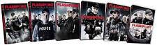 Flashpoint: Complete Seasons 1-6 (DVD, 2014, 18 Dsics) DVD 1 2 3 4 5 6 New