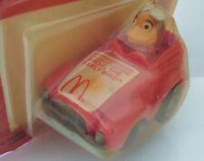 Pink Birdie Pull Back Car Sun Cruiser Cake Topper VINTAGE 80s McDonalds Fast Mac