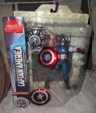 MARVEL SELECT First Avenger Captain america FIGURE winter 1st 2012