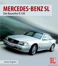 Fachbuch Mercedes-Benz SL Baureihe R 129 komplette Geschichte mit vielen Bildern