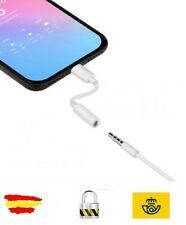NEW Lightning JACK ADAPTOR IPHONE CONECTOR COMPATIBLE CON APPLE 3.5MM