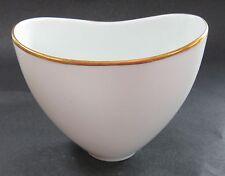 HUTSCHENREUTHER ACHTZIGER Modern Art Design Workshop Retro Porcelain HEART VASE