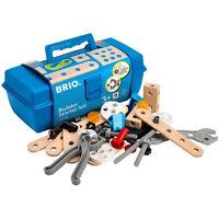 Brio Builder Starter Set (48 Pieces) NEW