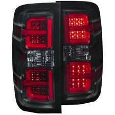 Anzo USA LED Taillights G2 SMK for GM Silverado/Sierra 1500/2500HD/3500HD 14-17