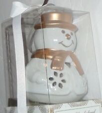 Winter Wonderland Fragrant Christmas Ornament New in Box - Gift tag attached