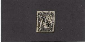 """DIEGO SUAREZ  #J8  USED   """"POSTAGE DUE STAMPS OF FRENCH COLONIES"""""""