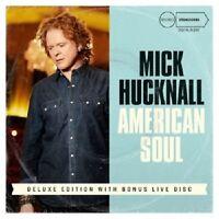 MICK HUCKNALL - AMERICAN SOUL (DELUXE EDITION)  2 CD  28 TRACKS POP  NEU