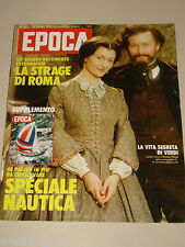 EPOCA=1982/1672=CARLA FRACCI=RONALD PICKUP=RENATA TEBALDI=FAYE DUNWAY=MILO S.