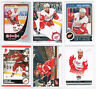 NIKLAS KRONWALL 6 CARD LOT(1)...DETROIT RED WINGS