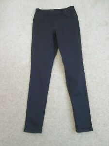 Dark Brown Jeggings From F&F Size UK 10