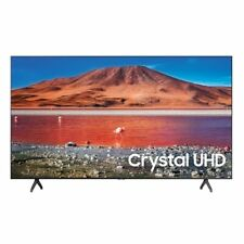 Samsung 50 inch TV 2020 LED 4K Crystal Ultra HD HDR Smart TV TU7000 Series