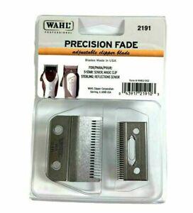 #2191 Wahl Precision Fade Blade 5 star For Senior, Magic Clip Clippers