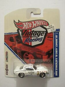 Hot Wheels Vintage Racing Dave Strickler's 1970 Chevy Camaro RS Real Riders