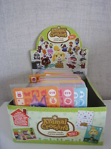 Animal Crossing Serie 1 - Amiibo Karten - 18 - 60 - aussuchen - NEU - EU Version