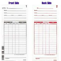 3700  Time Clocks 3600 1000 Count Bi-Weekly Time Cards for Pyramid 3500