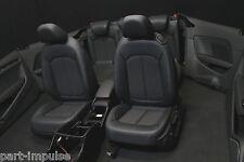 Audi A3 8V 3 Türer Lederausstattung Kunstleder Sitze Austattung Sitzheizung B&O