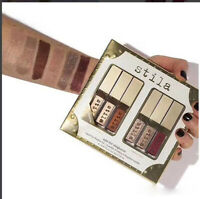 Stila Eye For Elegance set Shimmer Glitter Liquid Eye Shadow 6 pcs free shipping