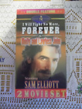 Sam Elliott I Will Fight No More, Forever & Molly And Lawless John New VHS