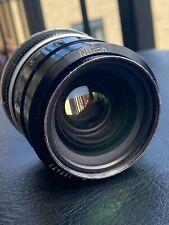 Nikon NIKKOR 35mm f/2 Ai Ai-S Lens