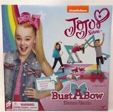 JoJo Siwa Bust A Bow dance game Nickelodeon fashion active family