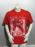 Detroit Red Wings Shirt (VTG) - Sergei Fedorov Big Graphic - Men's Large
