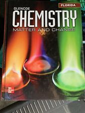 CHEMISTRY MATTER AND CHANGE HIGH SCHOOL TEXTBOOK BY GLENCOE