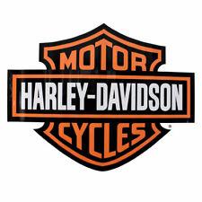 Riesiger Harley Davidson HD Logo Emblem Aufkleber Decal Sticker 74cm x 94 NEU