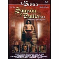 LA BIBLIA - VOL. 08 - SANSON Y DALILA I [DVD]