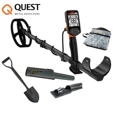 Quest Q20 (Blade Spule) Metalldetektor Komplettset