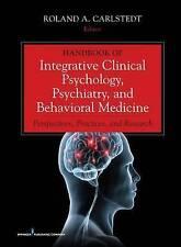 Handbook of Integrative Clinical Psychology, Psychiatry, and Behavioral Medicin