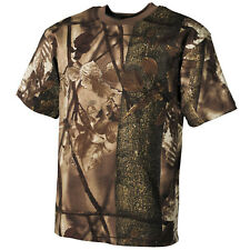 Jagd Tarn T-Shirt M Braun / HUNTER WILDLIFE