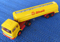 For Slotcar Racing Model Railway - Mercedes Shell Truck Cubic Cabin +