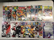Wolverine (1996) #100-140 + -1 Flashback (VF/NM) Complete Sequential Run Set