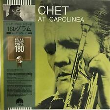 Chet Baker - At Capolinea / RED Records 180 Gram Vinyl New